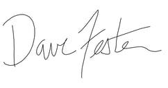 dave fester signature