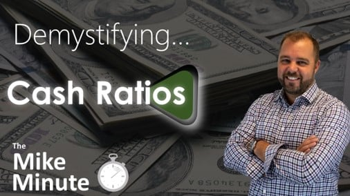 Cash Ratios Tile