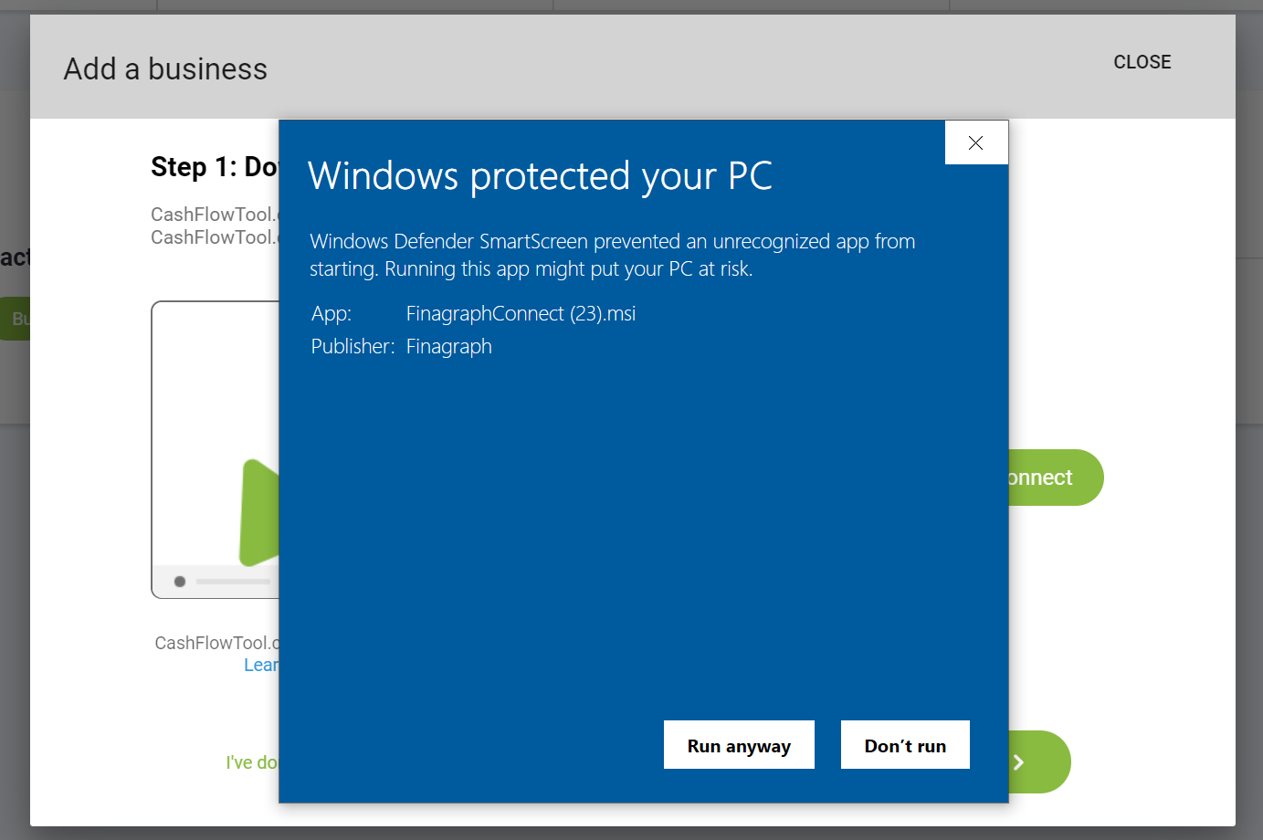 Windows Protected PC